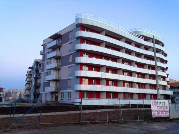 """FOTO.  """"Apartamenty Zamkowe"""" nowy kompleks mieszkalny w Rzeszowie - Aktualności Rzeszów"""