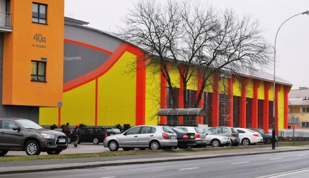 Tak wygląda największa hala sportowa w Rzeszowie - Aktualności Rzeszów