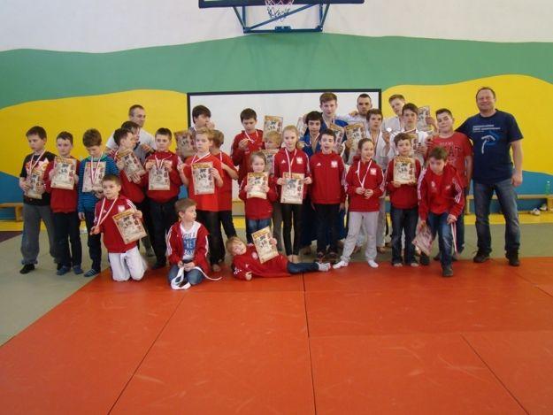 29 medali dla rzeszowskich judoków - Aktualności Rzeszów