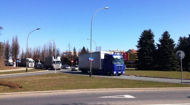 Uwaga! Dziś protest kierowców tirów. Możliwe utrudnienia w Rzeszowie! - Aktualności Rzeszów