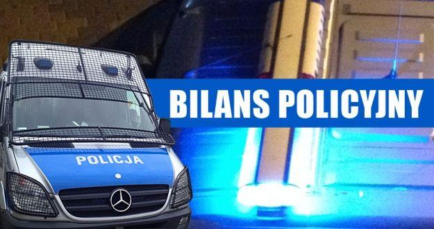 Bilans policyjny: Najważniejsze zdarzenia minionego tygodnia - Aktualności Rzeszów