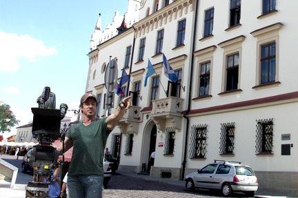 Sylwester Stallone kręci w Rzeszowie - Aktualności Rzeszów