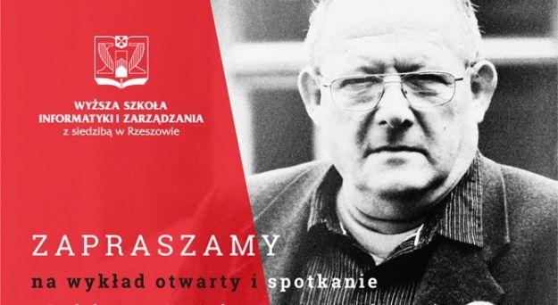 Adam Michnik odwiedzi WSIiZ. Kiedy wykład publicysty? - Aktualności Rzeszów