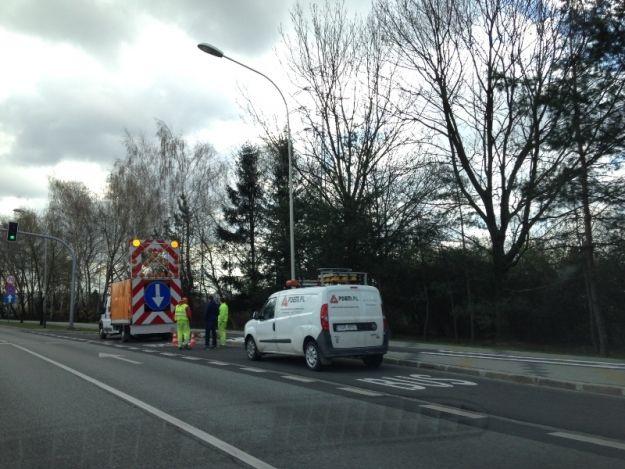 Uwaga kierowcy! Rozpoczęto malowanie buspasów - Aktualności Rzeszów