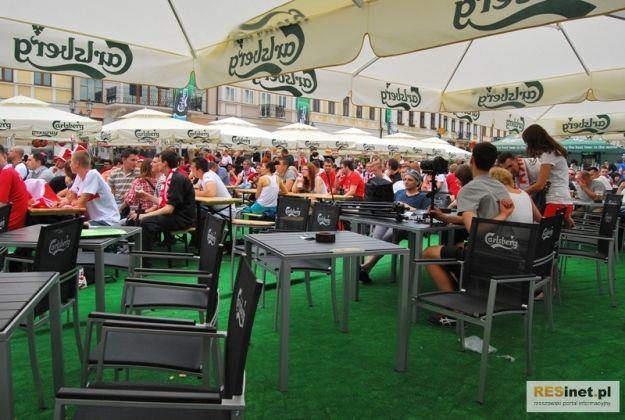 W piątek otwarcie ogródków piwnych na rzeszowskim Rynku - Aktualności Rzeszów