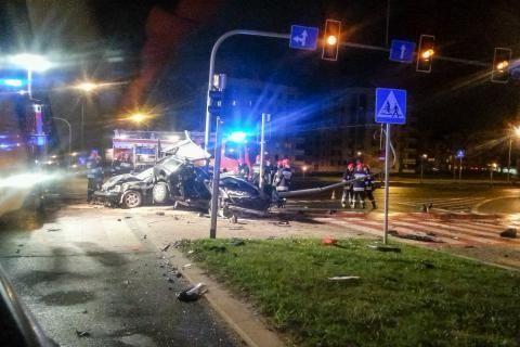 Wypadek na obwodnicy. 5 osób rannych - Aktualności Rzeszów
