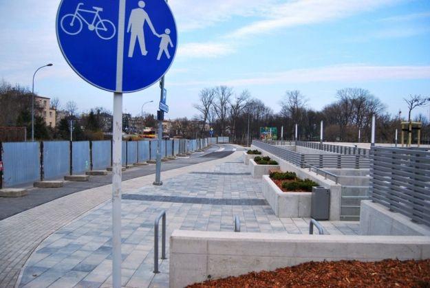 FOTO. Zakończono budowę parkingu przy Moście Zamkowym - Aktualności Rzeszów