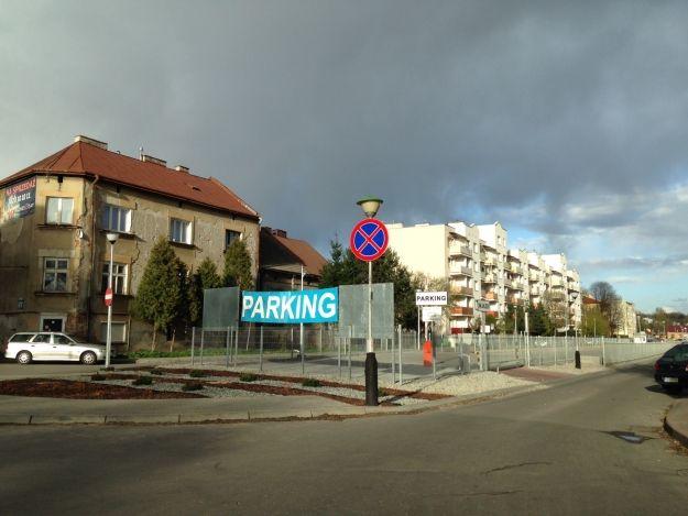 Parking przy ZUS. Miejsc jest wystarczająco, ale trzeba za nie zapłacić - Aktualności Rzeszów
