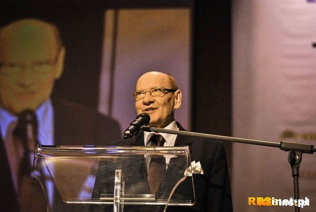 Tadeusz Ferenc uhonorowany tytułem Samorządowego Menedżera Regionu  - Aktualności Rzeszów