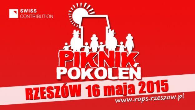Po raz pierwszy w Rzeszowie. Szwajcarsko-Polski Piknik Pokoleń - Aktualności Rzeszów