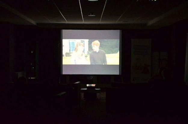 Sala kinowa dla przyszłych mam. Pro-Familia zainwestowała w rozrywkę dla pacjentek - Aktualności Rzeszów