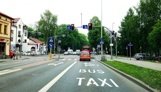 Jaki mandat za jazdę po buspasach? - Aktualności Rzeszów