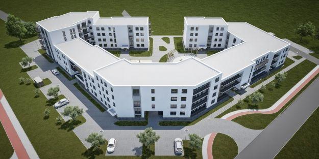 Nowe bloki w Rzeszowie. Dobiega końca budowa I etapu inwestycji na osiedlu Kolbego  - Aktualności Rzeszów