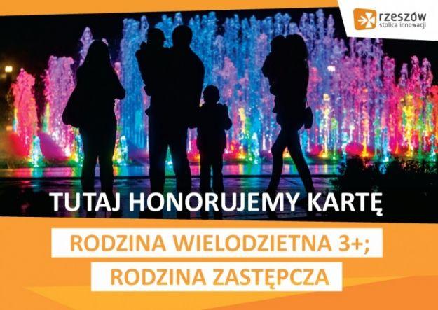 Kolejne ulgi dla rodzin wielodzietnych  - Aktualności Rzeszów