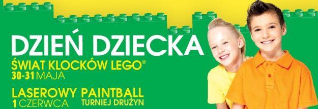 Świat klocków Lego na Dzień Dziecka w Millenium Hall - Aktualności Rzeszów