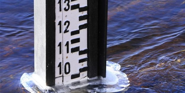 Wzrost poziomu wody w podkarpackich rzekach! - Aktualności Podkarpacie