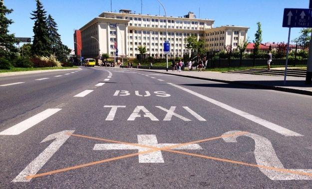 """""""1+2"""" na buspasach jeszcze w tym tygodniu - Aktualności Rzeszów"""
