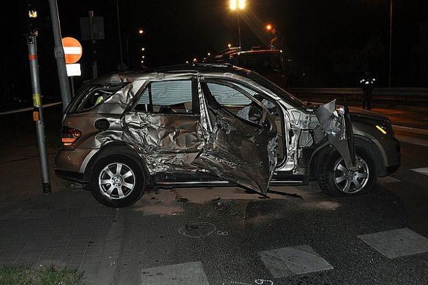 Dwie osoby ranne w wypadku na ul. Lubelskiej  - Aktualności Rzeszów