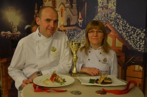 Sukces kucharzy z Rzeszowa. 3. miejsce w Ogólnopolskim Konkursie Kulinarnym - Aktualności Rzeszów