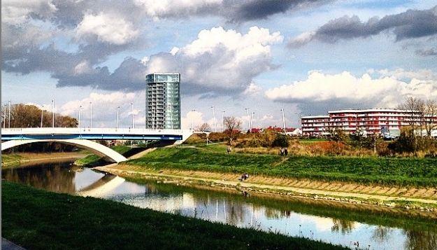 Bulwary chlubą Rzeszowa? Miasto coraz bardziej dba o tereny zielone nad Wisłokiem - Aktualności Rzeszów