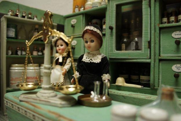 Oryginalna wystawa w rzeszowskim muzeum. Można obejrzeć historyczne domki dla lalek - Aktualności Rzeszów