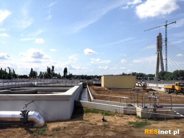 FOTO. To będzie jedna z najnowocześniejszych oczyszczalni w Polsce - Aktualności Rzeszów