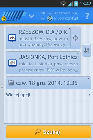 """Rzeszowski PKS uruchomił własną aplikację. Kupuj bilety """"wirtualnie"""" i płać elektronicznym portfelem - Aktualności Rzeszów"""