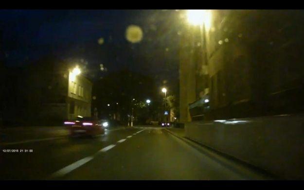 VIDEO. Policyjny pościg za piratem drogowym. Pijany kierowca uciekał ulicami Rzeszowa - Aktualności Rzeszów