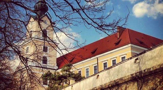 Będzie remont korony murów Zamku Lubomirskich - Aktualności Rzeszów