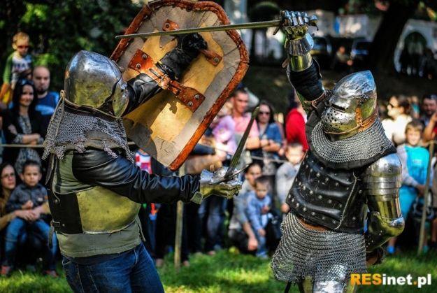 Przenieś się w czasy walecznych rycerzy. W niedzielę w Rzeszowie Piknik Średniowieczny - Aktualności Rzeszów