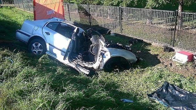 3 osoby zginęły w wypadku w Kołaczycach - Aktualności Podkarpacie
