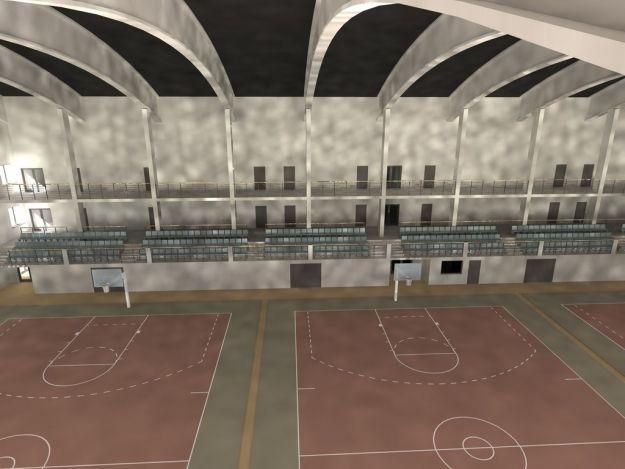 Hala sportowa przy Hetmańskiej prawie gotowa. Zobacz, jak ma wyglądać (Wizualizacje) - Aktualności Rzeszów