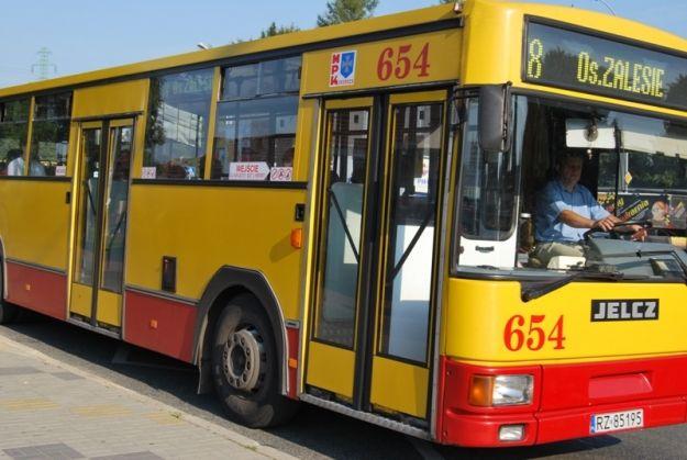 Objazd autobusów w związku z zamknięciem Al. Piłsudskiego - Aktualności Rzeszów