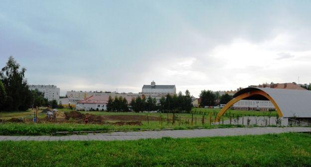 Wystartowała duża inwestycja na Krakowskiej Południe. Zagospodarują tereny zielone - Aktualności Rzeszów