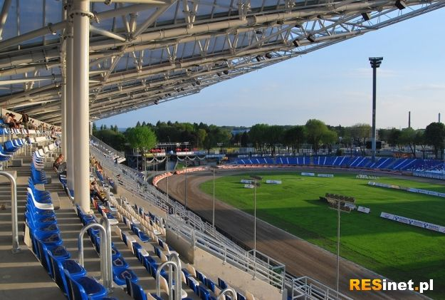 Trwa akcja żużlowców na Stadionie Miejskim. Rozdają darmowe bilety i pamiątkowe gadżety - Aktualności Rzeszów