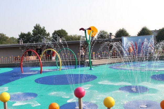 Wodny plac zabaw w Przemyślu oficjalnie oddany. Takiego obiektu Rzeszów może pozazdrościć  - Aktualności Podkarpacie