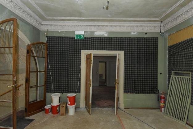 FOTO. Trwają prace remontowe na Zamku w Łańcucie - Aktualności Rzeszów