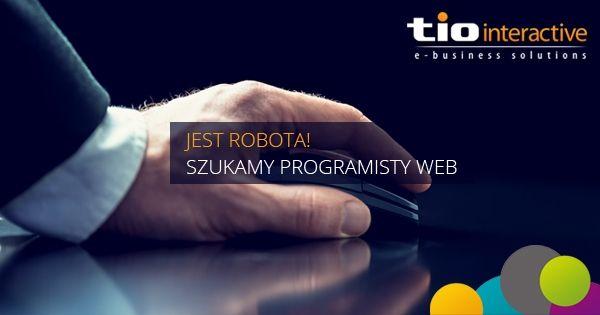 Praca dla Programisty Web / PHP - art. sposn.