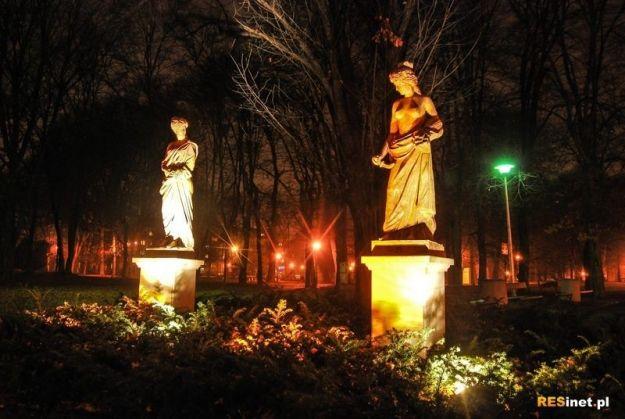 Wreszcie rewitalizacja Parku Miejskiego przy Dąbrowskiego - Aktualności Rzeszów