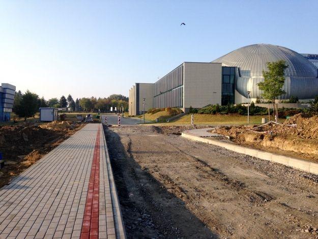 Nowy zjazd do Politechniki do końca września. Mamy najnowsze zdjęcia z budowy - Aktualności Rzeszów