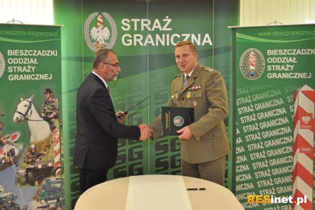 Politechnika Rzeszowska zacznie współpracę z oddziałem Straży Granicznej - Aktualności Rzeszów