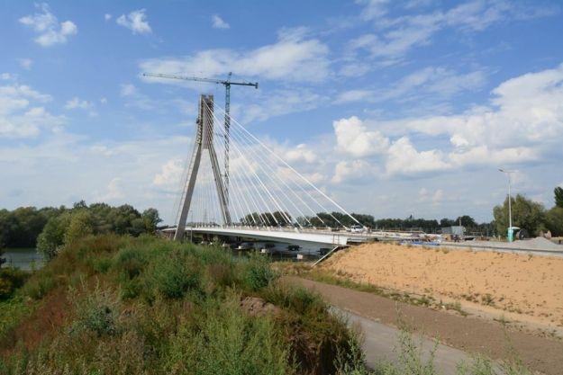 Kończą budowę jednego mostu, drugi już w planach. Coraz bliżej przeprawy łączącej Rzeszów z Boguchwałą - Aktualności Rzeszów