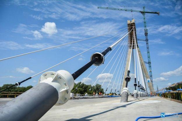 Potwierdzone. Most Mazowieckiego otworzą 7 października - Aktualności Rzeszów