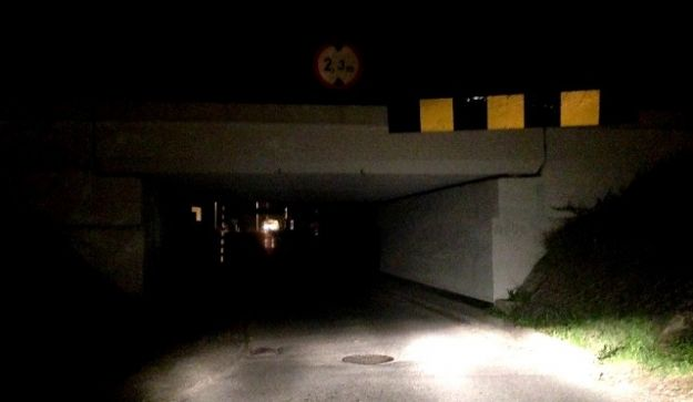 Będzie chodnik i oświetlenie pod wiaduktem kolejowym przy ul. Warszawskiej - Aktualności Rzeszów
