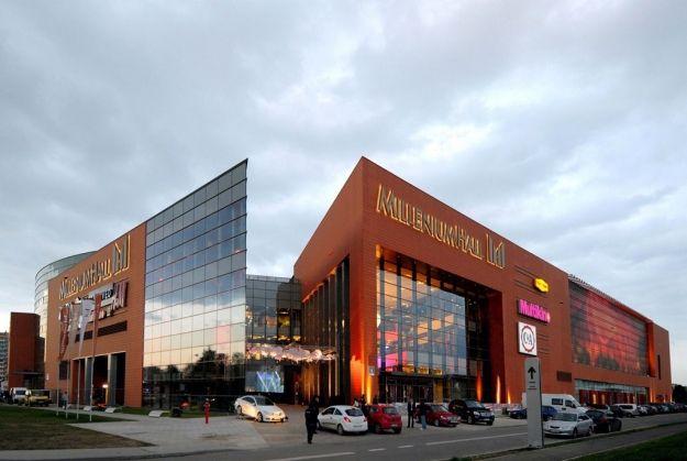 4 Urodziny Millenium Hall. Budowanie domu, pop art, koncert Sarsy, rabaty i promocje - Aktualności Rzeszów