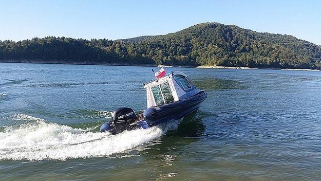 Podkarpacka policja dostała nowoczesne łodzie motorowe - Aktualności Podkarpacie