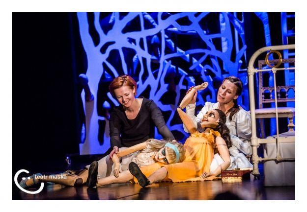 Aktorki teatru Maska wyróżnione na Międzynarodowym Festiwalu  - Aktualności Rzeszów