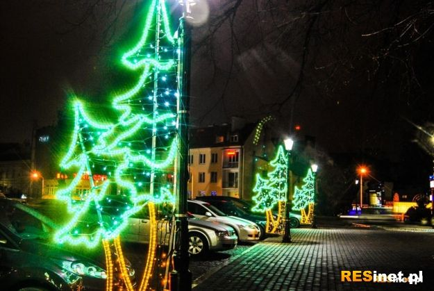 Miasto już myśli o zimie. Wraca temat bożonarodzeniowych dekoracji - Aktualności Rzeszów