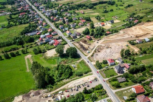 Postęp prac na budowie odcinka S19 Świlcza – Rzeszów Południe - Aktualności Rzeszów