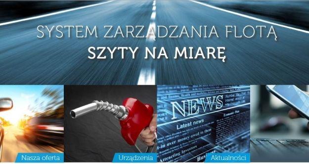 System monitoringu pojazdów GPS - art. sposn.
